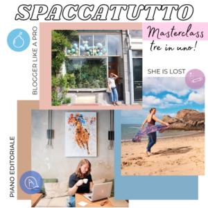 Masterclass Blog e Instagram