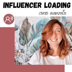 Influencer loading avanzato