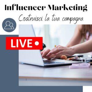 Influencer Marketing corso
